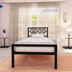 تصویر از نمای روبرو تختخواب کد 110