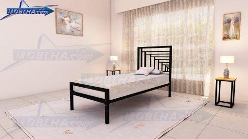 خرید تختخواب یک نفره عرض 90
