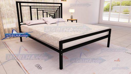 خرید تخت خواب دو نفره زیبا مدل 161