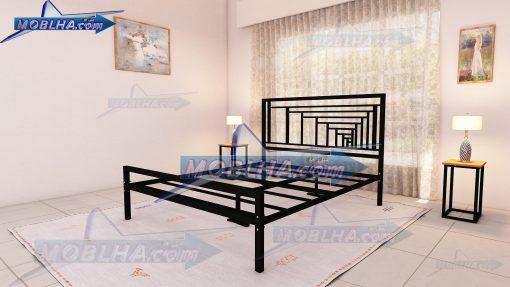 تخت خواب دو نفره زیبا و مدرن کد 161