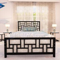 تصویر از نمای روبرو از تخت کد 150