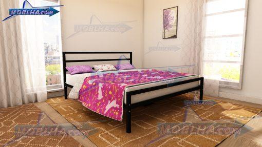 خرید تخت خواب سه نفره عرض 180 در طول 200 کد 113