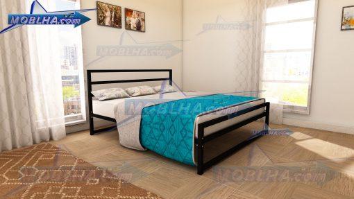 خرید اینترنتی تخت خواب کینگ سایز مدل 114 از سایت مبل ها