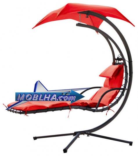 فروش صندلی راحتی مدرن کد 3050 - رنگ بندی قرمز