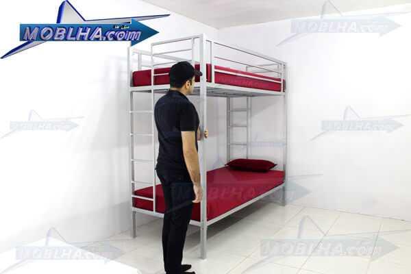 تخت دو طبقه اداری