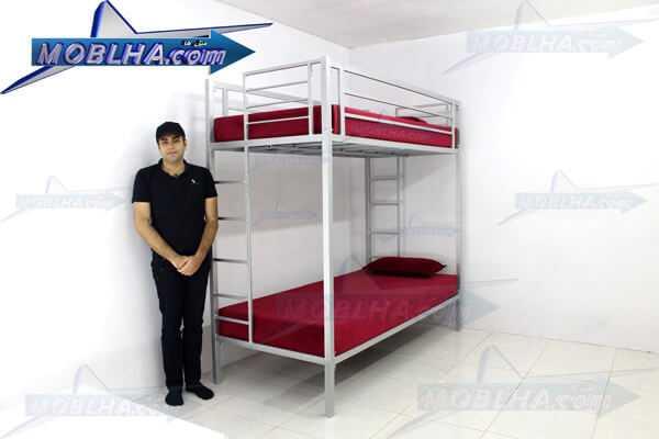 تخت خواب دو طبقه جوان