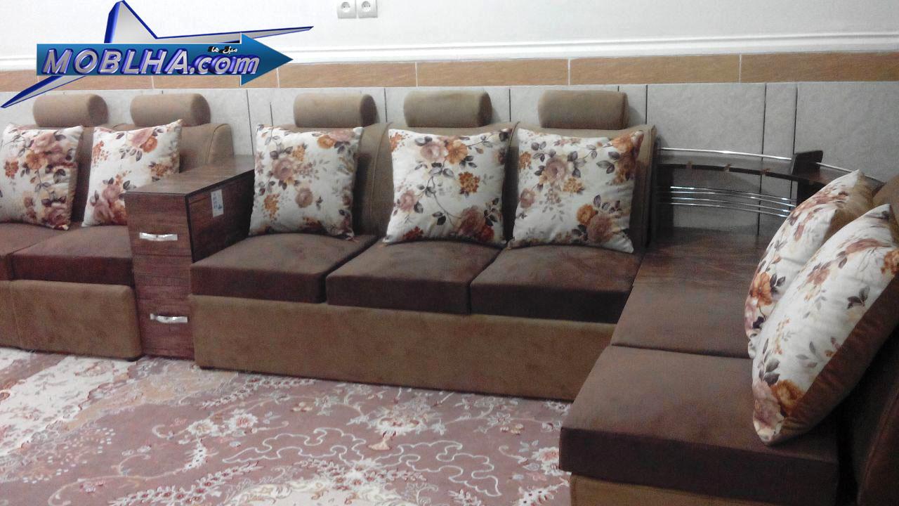کار بسته بندی در منزل در اصفهان مدل ال باکس دو - رنگ دلخواه مشتری - کار شد تمام پارچه ...